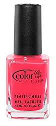 Color Club Nail Polish, Pink, Youthquake, .05 Ounce