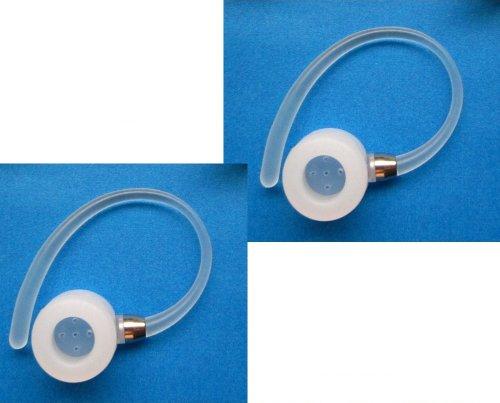 2Pcs Earhooks Bluetooth Wireless Headset Ear Hook Loop Hooks Clip Earhook Earloop Earclip Stabilizer Stabilizers , Black Sea International Logo Good Quality Micro Fiber Cleaning Cloth (Random Color)