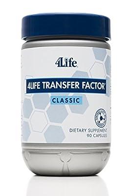 4life Transfer Factor CLASSIC - 90 Capsules