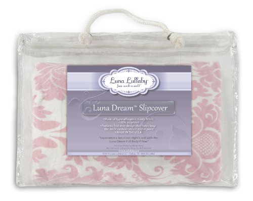 Luna Lullaby Luna Dream Slip Cover, Dynasty Pink