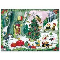 Christmas in the Woods Advent Calendar - 1