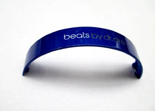 Goodies® Replacement Headband Top Parts For Monster Beats By Dre Solo Solohd Repair Dark Blue