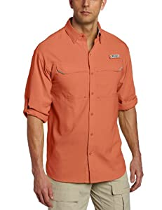 Columbia Mens Low Drag Offshore Long Sleeve Shirt by Columbia