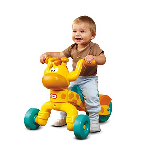 <b>Little Tikes Go and Grow Lil' Rollin' Giraffe Ride-On</b>