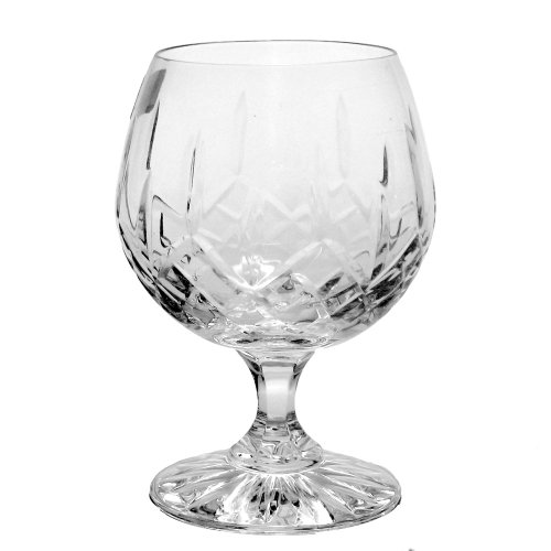 Handcut Crystal Brandy Glasses - Windsor - Set Of 6