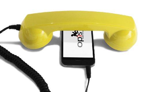Opis 60s micro gelb (Handyhörer)