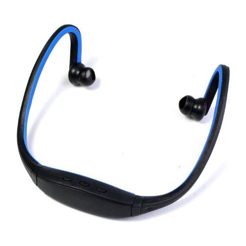 Zps Stereo Sports Bluetooth Headset Earphone Headphone For Iphone Samsung Htc (Blue)