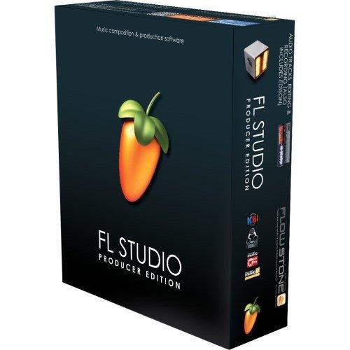 FL Studio Fruity Edition w// Hercules DJControl Compact DJ Software Controller
