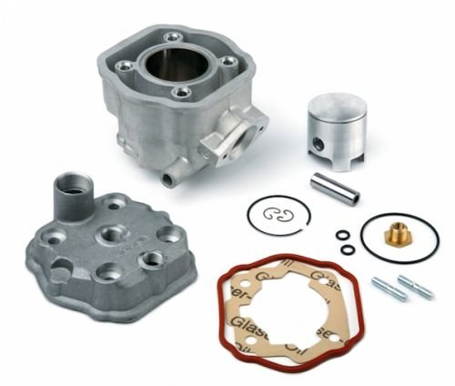 50-ccm-AIRSAL-Tuning-Roue-Kit-Tte-cylindrique-pour-Derbi-GPR-Senda-R-Gilera-GSM-RCR-SMT-Zulu-99-05-EBE-EBS-Moteur