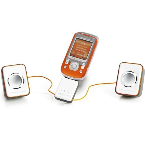 Sony Ericsson Mobile Portable Speakers MPS-60
