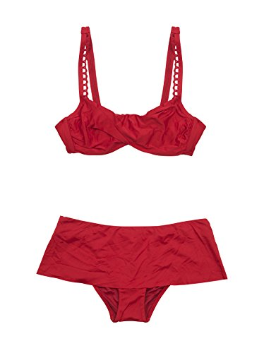 La Perla - , Costume Da Bagno da donna, rosso, 46