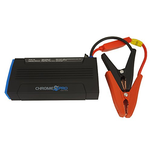 12V 12000mAh Jump Starter MultiFunction Mobile Power Photo