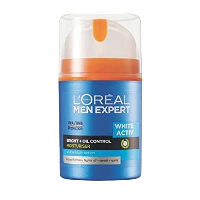 Best Cheap Deal for Loreal Men Expert White Active Oil Control Moisturizer from ENJOY SMILE - Free 2 Day Shipping Available