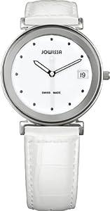 Jowissa Women's J2.106.L Strada White Dial Date Watch