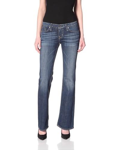 Big Star Women's Remy Boot Cut Jean  - Tunnel Dark