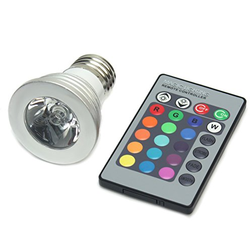 Colour Changing Led Bulbs