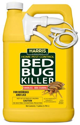 P F Harris Mfg Hbb 128 Bed Bug Killer 1 Gal