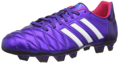 adidas Performance 11Questra TRX FG, Scarpe da corsa uomo, Viola (Blast Purple/Running White FTW/Vivid Berry), 44