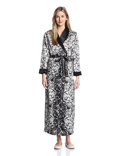Oscar de la Renta Women's Printed Robe