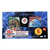 Bakugan Card Powerhouse Booster Packs