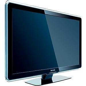Philips 32 PFL 7603 D/ 12 81,3 cm (32 Zoll) 16:9 HD-Ready LCD-Fernseher mit integriertem DVB-T Tuner schwarz