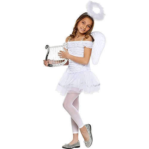 Little Angel Kids Costume