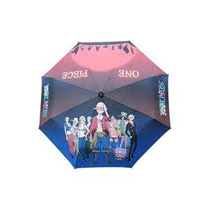 City Block One Piece Monkey D Luffy Anti-uv Sun Umbrella