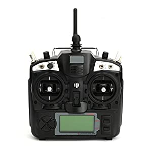 Neewer® FS-TH9X 2.4GHz 9 Channel Transmitter Receiver Set For RC Helicopter & Airplane