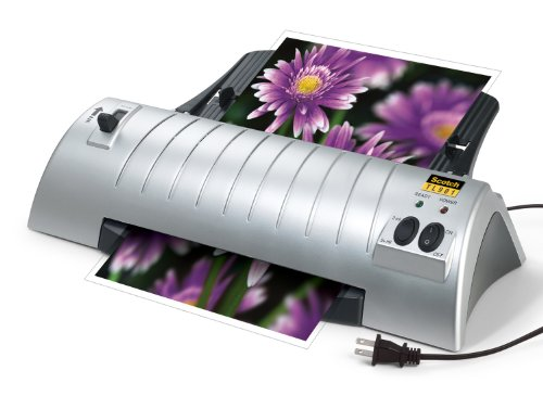 Scotch Thermal Laminator 15.5 Inches x 6.75 Inches x 3.75 Inches, 2 Roller System (TL901)