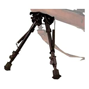 Harris Engineering Hinged Base 9 - 13-Inch BiPod by Harris Engineering