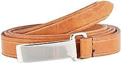 Midas Women's Belt (LB5003_34 , Brown)