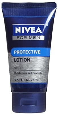 Best Cheap Deal for NIVEA FOR MEN Original, Protective Lotion SPF 15 2.50 oz by Beiersdorf Inc. - Free 2 Day Shipping Available