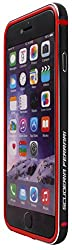 Ferrari Racing Apple iPhone 6 Aluminum TPU Bumper - Black