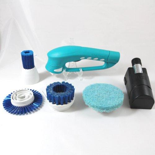 .com: Black & Decker, ScumBuster Cordless Wet Scrubber, Model S100