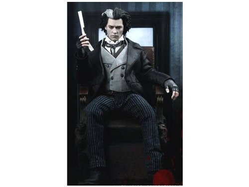 Sweeney Todd 12-inch Figure - Sweeney Todd: The Demon Barber of Fleet Street