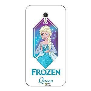 Hamee Disney Princess Frozen Official Licensed Designer Cover Hard Back Case for Lenovo ZUK Z1 ( Frozen Queen Elsa )