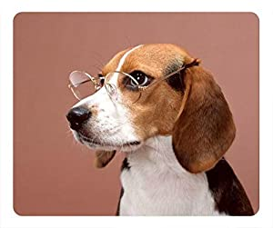 Amazon.com: Beagle dogs oblong mouse pad by customized Cases