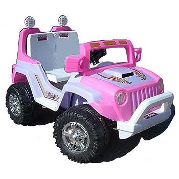 pas cher crooza jeep voiture v hicule lectrique pour enfant avec t l commande porteur. Black Bedroom Furniture Sets. Home Design Ideas