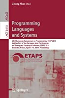 Programming Languages and Systems 2014