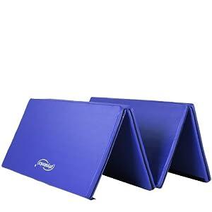 tapis de gymnastique pliable 180 x 80 x 5 cm l x l x h mousse et simili cuir surface. Black Bedroom Furniture Sets. Home Design Ideas