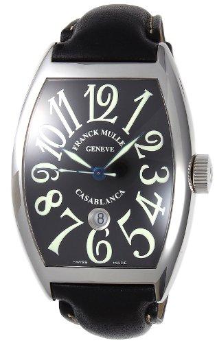 [フランクミュラー]FRANCK MULLER 腕時計 カサブランカ ブラック文字盤 自動巻 9880 C DT BLK メンズ 【並行輸入品】