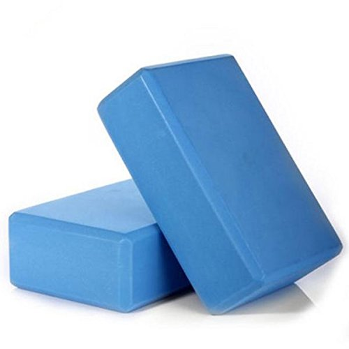 unihandbag Split-new 2Pcs Yoga Props Foam Brick Block Sport Tool