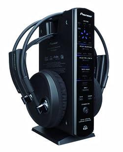 PIONEER ドルビ-サラウンド デジタルコードレスヘッドホン SE-DRS3000C