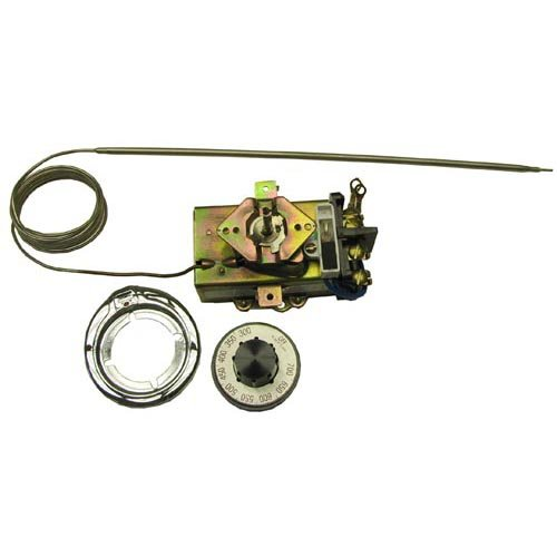 Pizza Oven Thermostat front-26276