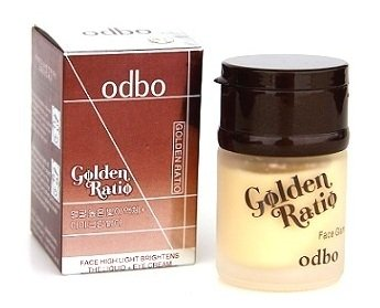 Odbo Golden Ratio - Face Glam Liquid Eye Cream - 2 Highlights in 1