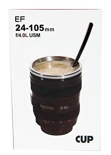 EastVita Travel Coffee Mug, 24-105mm