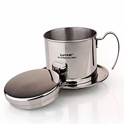 Stove Top Percolator Espresso Coffee Maker Ssicm