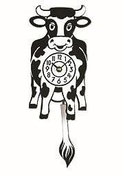 Clock for childeren, the cow TU 1000 PQ