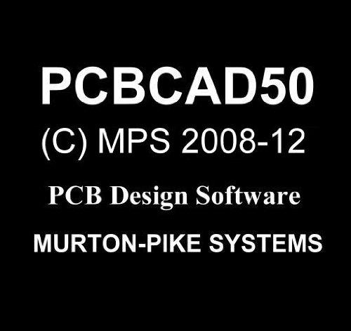 pcbcad50 pcb design software cad pcb