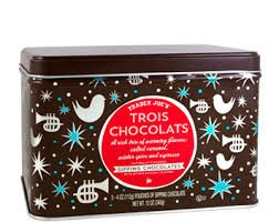 Trader Joe's Trois Chocolat Sipping Chocolates *Limited Holiday Edition* (Pack of 2)